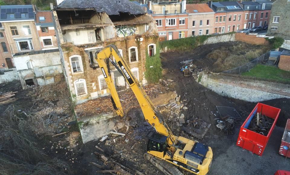 Travaux de démolition - Nonet - Constructeur d'extérieur