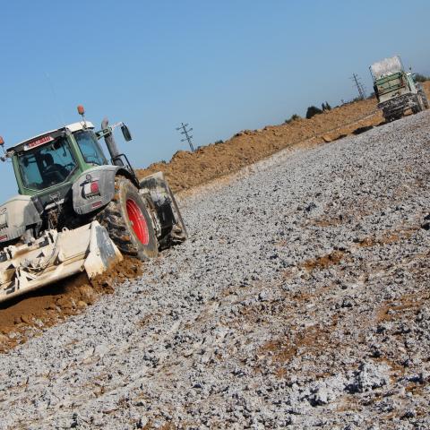 Aménagement et stabilisation de sols