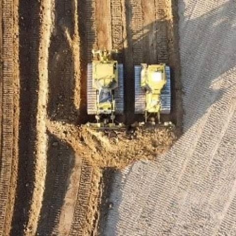 Traitement et stabilisation de sol sur le zoning de Fernelmont