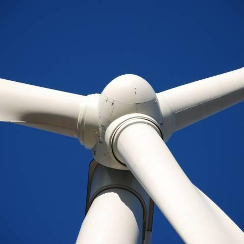 Chantier d'éoliennes à Villers-le-Bouillet